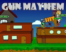 free online games gun mayhem 2