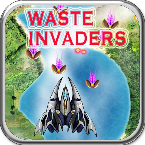 Waste Invaders