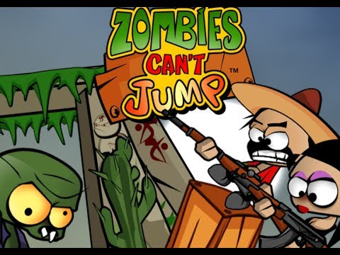 Zombies Can't Jump